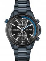 Ceas: Hugo Boss 1513824 Globetrotter chrono 46mm 10ATM