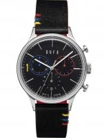 Ceas: Ceas barbatesc DuFa DF-9002-0D Cronograf 38 mm 3ATM