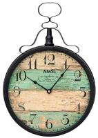 Ceas: Ceas de perete AMS 9532 modern - Serie: AMS Design