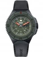 Ceas: Ceas barbatesc Traser H3 109859 P69 Black-Stealth Green 46mm 20ATM