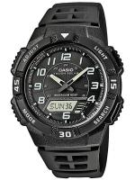 Ceas: Ceas barbatesc Casio AQ-S800W-1BVEF Collection Solar Cronograf 10 ATM 42 mm