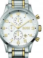 Ceas: Ceas barbatesc Hugo Boss 1513236 Aeroliner Chrono. 44mm 5ATM