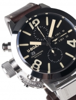 Ceas: Ceas barbatesc U-Boat Classico 45 mm Tungsten 7430 Automat Chrono