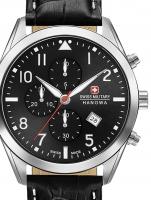 Ceas: Ceas barbatesc Swiss Military Hanowa 06-4316.04.007 Helvetus Cronograf  43mm 10ATM
