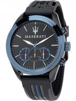 Ceas: Ceas barbatesc Maserati R8871612006 Traguardo Cronograf 45mm 10ATM