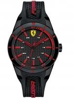 Ceas: Ceas barbatesc Scuderia Ferrari 0840004 Red Rev 37mm 3ATM