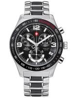 Ceas: Ceas barbatesc Swiss Military 20074ST-1MBK Cronograf
