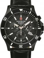 Ceas: Ceas barbatesc Swiss Alpine Military 7022.9577 Cronograf 42mm 10ATM