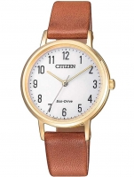 Ceas: Citizen EM0578-17A Eco-Drive Damenuhr 30mm 5ATM