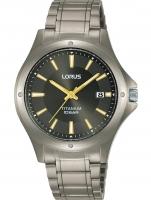Ceas: Lorus RG867CX9 titanium men`s 37mm 10ATM