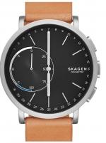Ceas: Ceas Unisex Skagen SKT1104 CA Hagen Titan Hybrid Smartwatch 42mm 3ATM