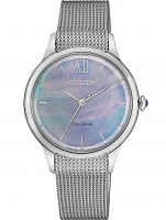 Ceas: Citizen EM0810-84N Eco-Drive Elegance Damen 32mm 5ATM