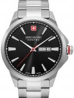 Ceas: Ceas barbatesc Swiss Military Hanowa 06-5346.04.007 Day Date Classic 45mm 10ATM