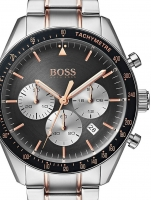 Ceas: Ceas barbatesc Hugo Boss 1513634 Trophy Cronograf  44mm 5ATM