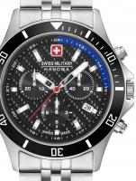 Ceas: Ceas barbatesc Swiss Military Hanowa 06-5337.04.007.03 Flagship Racer 42mm 10ATM