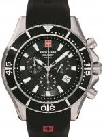 Ceas: Ceas barbatesc Swiss Alpine Military 7040.9837 Chrono 45mm 10ATM