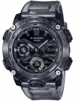 Ceas: Casio GA-2000SKE-8AER G-Shock men`s 48mm 20ATM