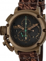 Ceas: U-Boat 8526 Chimera Bronze Chronograph Automatik 46mm 10ATM