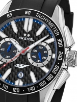 Ceas: Ceas barbatesc TW-Steel GS2 Yamaha Factory Racing Cronograf 46mm 10ATM