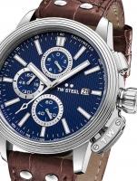 Ceas: TW-Steel CE7010 Adesso Chronograph 48mm 10ATM