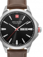 Ceas: Ceas barbatesc Swiss Military Hanowa 06-4346.04.007 Day-Date Classic 45mm 10ATM