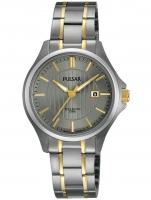 Ceas: Ceas de dama Pulsar PH7433X1 TITAN 30mm 5ATM