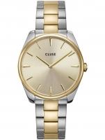 Ceas: Ceas de dama Cluse Féroce CW0101212004  36mm 5ATM