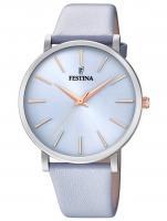 Ceas: Ceas de dama Festina F20371/3  38mm 5ATM