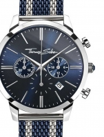 Ceas: Ceas barbati Thomas Sabo WA0285-281-209 Rebel Spirit Chrono  42mm 5ATM