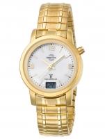 Ceas: Ceas de dama Master Time MTLA-10313-12M Radiocontrolat Basic Series  34mm 3ATM