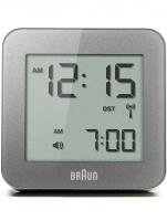 Ceas: Braun BNC009GY-RC digital radio controlled alarm clock