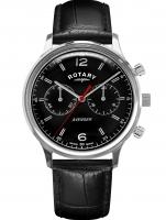 Ceas: Ceas barbatesc Rotary GS05203/04 Avenger Cronograf 38mm 5ATM