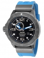 Ceas: Ceas barbatesc Haemmer HD-200 Navy Diver II Dark Ocean 48mm 30ATM ( LIMITED EDITION 99 BUCATI ) AUTOMATIC - SAFIR