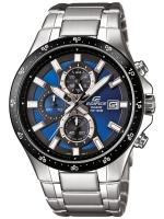 Ceas: Ceas barbatesc Casio EFR-519D-2AVEF Edifice Cronograf 10 ATM 43 mm