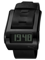Ceas: Puma Stream Black PU102331002 Herrenuhr