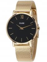 Ceas: Ceas de dama Cluse CW0101203017 Minuit 33mm 3ATM