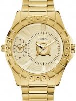 Ceas: Ceas barbatesc Guess W1298G1 Chrome  49mm 3ATM