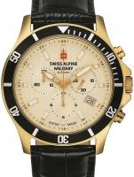 Ceas: Ceas barbatesc Swiss Alpine Military 7022.9511 Cronograf 42mm 10ATM