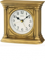 Ceas: Ceas de masa Seiko QXE051G Clasic cu Sonerie / Alarma