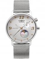 Ceas: Ceas de dama Zeppelin 7637M-1 Fazele lunii 35mm 5ATM