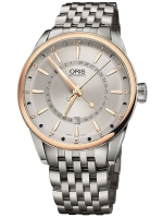 Ceas: ORIS 0176176916331-0782180 Artix Pointer Moon automatic 42mm 10ATM