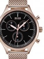 Ceas: Ceas barbatesc Boss 1513548 Companion Chrono. 43mm 5ATM