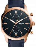 Ceas: Ceas barbatesc Fossil FS5436 Townsman Chrono. 44mm 5ATM