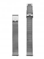 Ceas: Cluse Ersatzband CLS501 [12 mm] silber m. silber Schließe