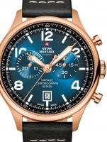 Ceas: Ceas barbatesc Swiss Military SM30192.06 Cronograf  42mm 10ATM