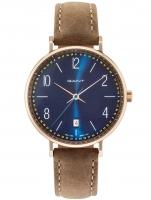 Ceas: Ceas de dama Gant Time GT035008 Detroit  36mm 5ATM