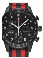 Ceas: Ceas barbatesc Swiss Military SM34012.16 Chrono 41mm 5ATM