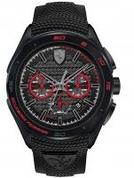 Ceas: Ceas barbatesc Scuderia Ferrari 0830344 Gran Premio Cronograf 45mm 5ATM