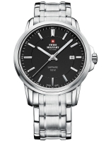 Ceas: Ceas barbatesc Swiss Military SM34039.01 Saphir, 10 ATM, 40 mm