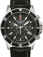 Ceas: Ceas barbatesc Swiss Alpine Military 7022.9537 Cronograf 42mm 10ATM